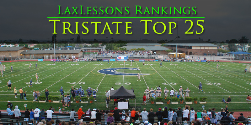 Tristate Top 25 rankings (Week 1)