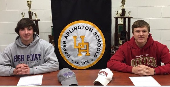 upperarlington signing