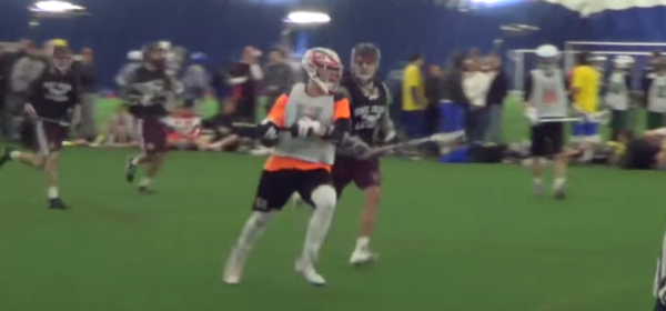Ambidextrous Wappingers (NY) two-way M Jack Decker will take his shots at UMBC