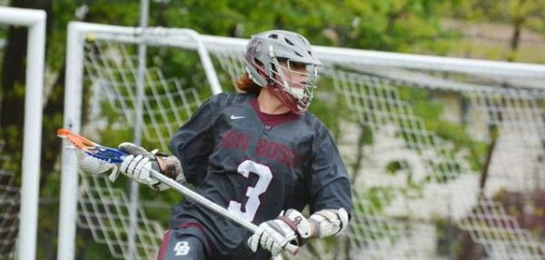 Don Bosco (NJ) 2017 finisher Joey Maimone will be headed to Washington College